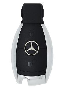 Заміна корпуса ключа Mercedes - Benz рибка