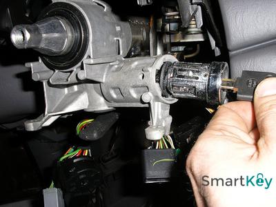 Ремонт ключа запалення для Toyota або Lexus